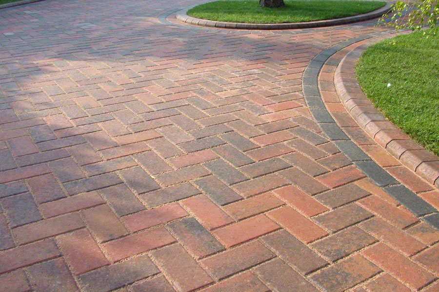 Driveline 50 Brindle Block Paving
