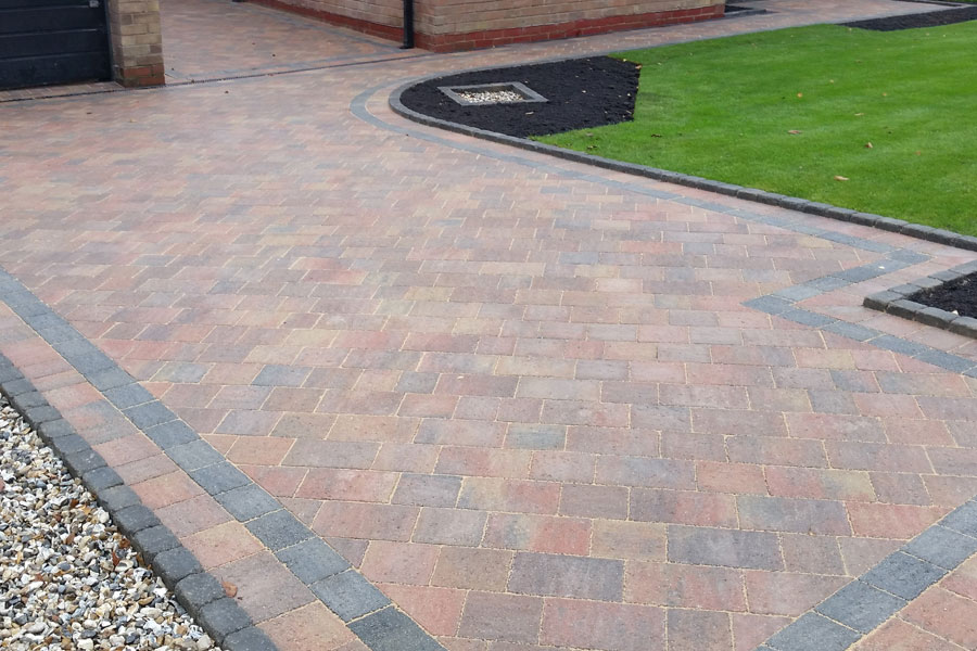 Tegula Block Paving
